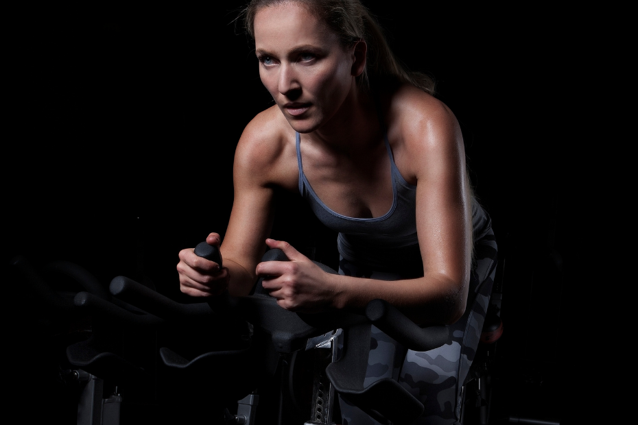 30 minuten indoor cycling workout